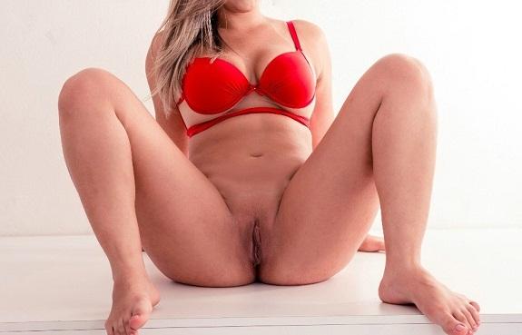 Ensaio sensual amador da linda esposa