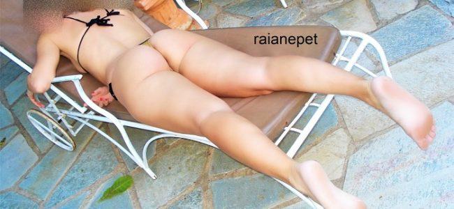 Fotos da Raiane casada cheia de fetiches