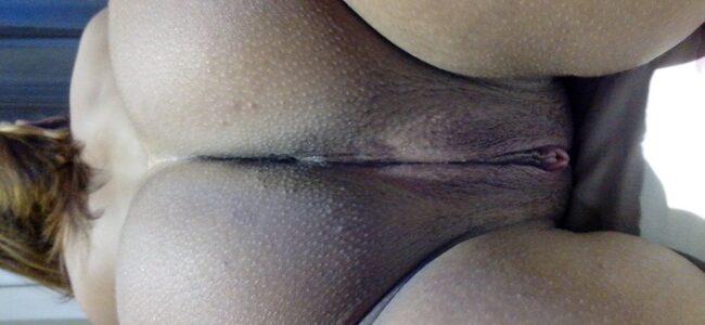 Morena bronzeada e sua bucetona gostosa