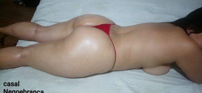Fotos esposa da bunda branca grande