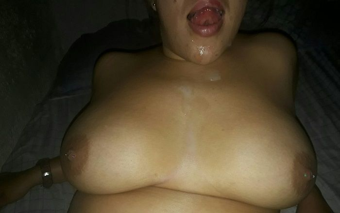 Minha esposa gostosa o que acham ?