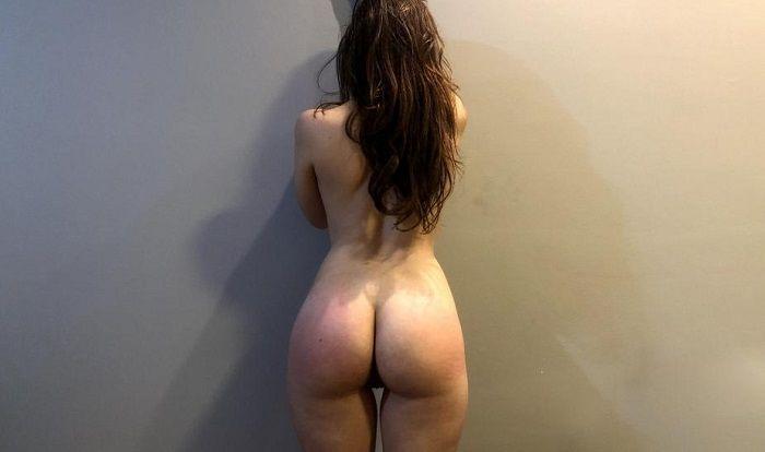 Esposa novinha branquinha exibida