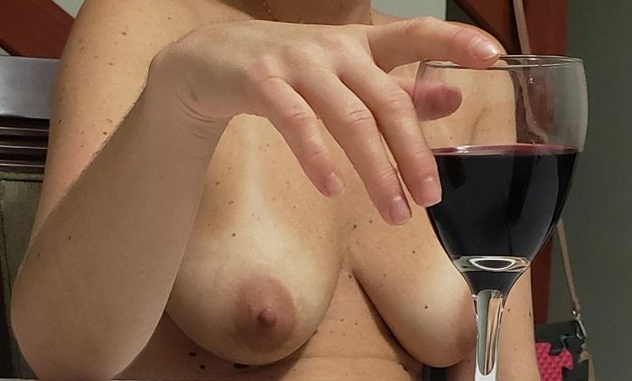 Casal Sampa na breja e no vinho