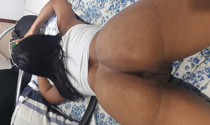 Fotos caseiras esposa pelada