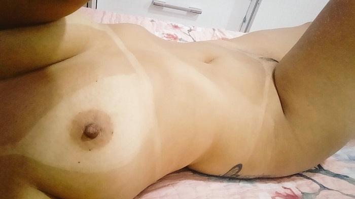 Fotos caseiras esposa loira pelada